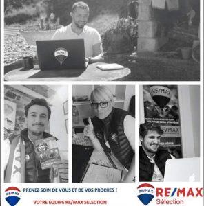 Interview Justin Pichard RE/MAX - Le temps d'écrire