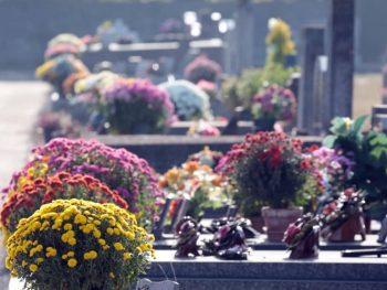 La tournée des cimetières